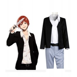 Assassination Classroom : Akabane Karma Manteau Costume Cosplay Acheter