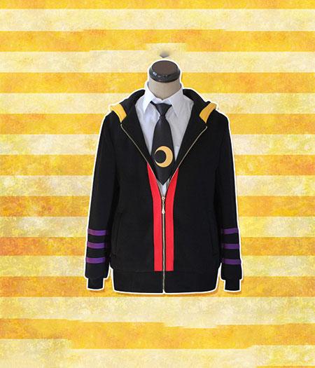 Assassination Classroom : Noir Sweat Shirt Korosensei Costume Cosplay Acheter