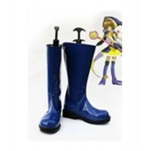 Cardcaptor Sakura : Femme Bleu Foncé Chaussures Cosplay Acheter