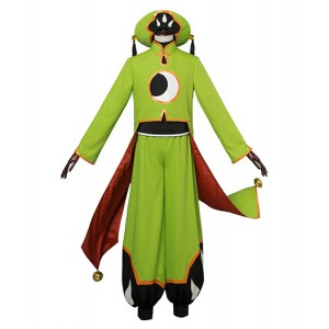 Cardcaptor Sakura : Ri Shaoran Vert Costumes Cosplay Acheter
