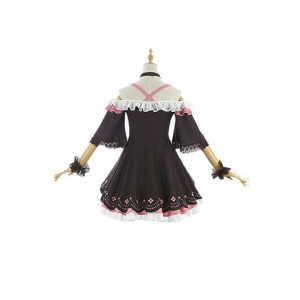 Cardcaptor Sakura : Anime Rose Robe Sakura Kinomoto Costumes Cosplay Achat