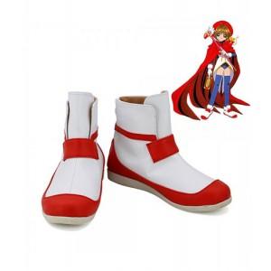 Cardcaptor Sakura : Rouge Chaussures Eriol Hiiragizawa Cosplay Acheter
