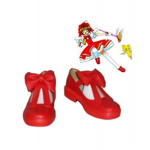Cardcaptor Sakura : Rouge Kinomoto Sakura Adorables Chaussures Cosplay Acheter