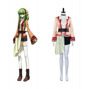 Code Geass : Fukkatsu No Lelouch CC Rose Costume Cosplay Acheter