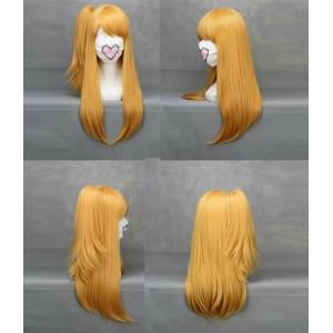 Fairy Tail : Lucy Jaune Wig Cosplay Acheter Pas Cher