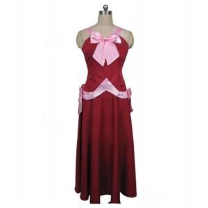 Fairy Tail : Femme Rouge Costume Mirajane Cosplay Acheter