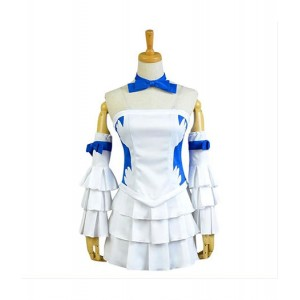 Fairy Tail : Sexy Femme Lucy Heartfillia Cosplay Costume Vente Pas Cher