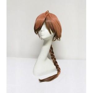 Gintama : Brown Long Wig Kamui Cosplay Acheter