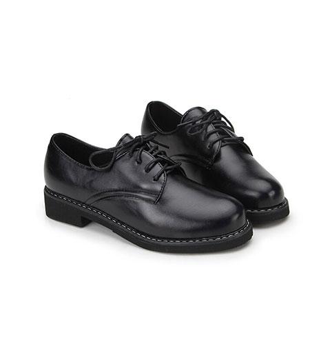 Gintama : Haute Qualité Chaussures En Cuir Okita Sougo Cosplay