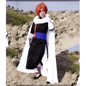 Gintama : Kamui Costume Et Blanc Cape Cosplay Acheter