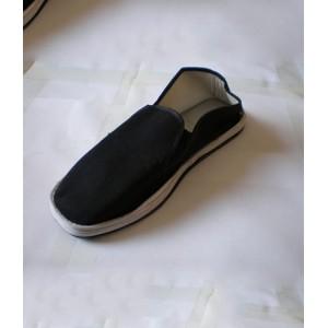 Gintama : Kamui Noir Tissu Chaussures Cosplay Acheter