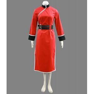 Gintama : Kungfu 4 Générations Kagura Cheongsam Costume Cosplay Acheter