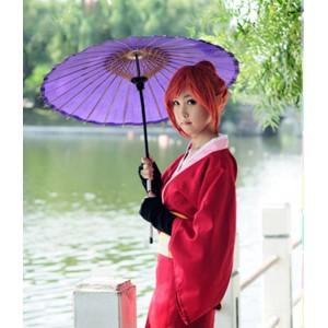 Gintama : Parapluie Pourpre Kagura Cosplay Acheter