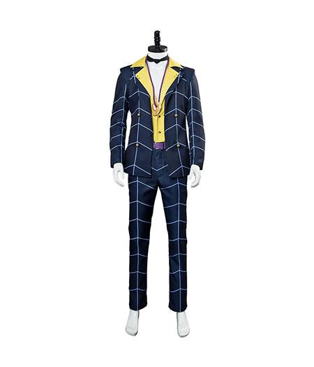JoJo's Bizzare Adventure : Coupe Slim Prosciutto Costumes Cosplay Vente Chaude