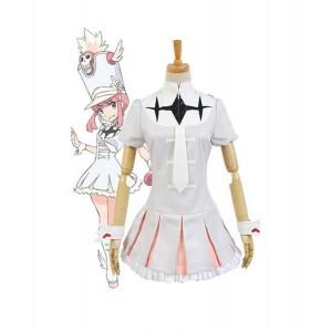 KILL la KILL : Haute Qualité Blanc Uniforme Nonon Jakuzure Costumes Cosplay