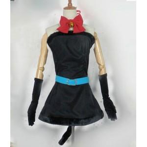 Kyoukai No Kanata : Haute Qualité Kanbara Yayoi Noir Costume Cosplay