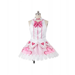 LoveLive! : Blanc Serré Robe Honoka Kousaka Costume Cosplay Acheter