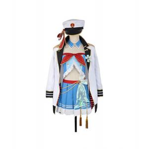 LoveLive! : Bleu Clair Sous-Vêtement Honoka Kousaka Costume Cosplay