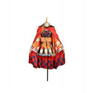 LoveLive! : Rouge Taisho Romance Costume Honoka Kousaka Cosplay Acheter
