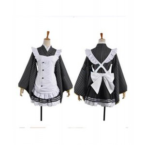 LoveLive! : Strip Texture Manteau Honoka Kousaka Cosplay Costume Acheter