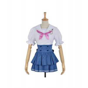LoveLive! : Uniforme D'etudiant Honoka Kousaka Costume Cosplay Vente Pas Cher