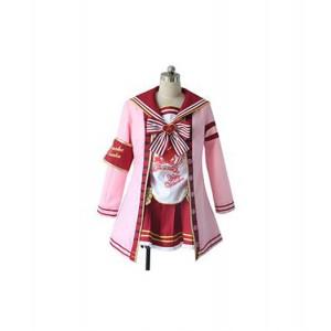 LoveLive! : Valentine Rose Full Set Honoka Kousaka Costume Cosplay Vente Pas Cher