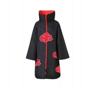 Naruto : Haute Qualité Akasuki Robe Costume Cosplay Vente Pas Cher