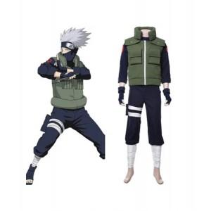 Naruto : Hatake Kakashi Full Set Costume Cosplay Acheter
