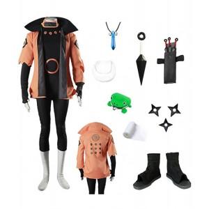 Naruto : Six Paths Sage Mode Shippuden Naruto Costume Cosplay Vente Pas Cher
