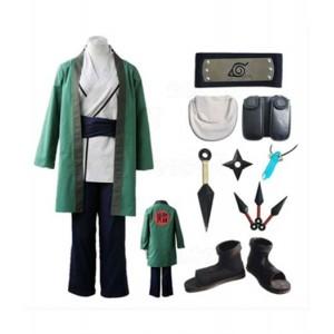 Naruto : Tsunade Costume Avec Accessoires Costumes Cosplay Vente Pas Cher