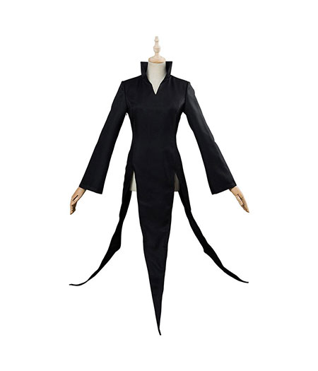 One Punch Man : Noir Uniforme Tatsumaki Tornado Costume Cosplay Acheter