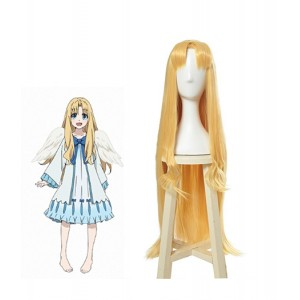 Rising of the Shield Hero : D'or Wig Filo Blonde Cosplay Achat