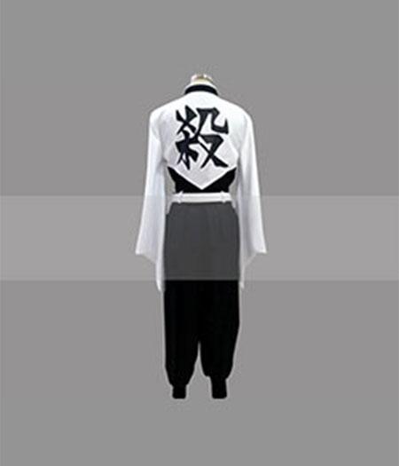Demon Slayer : Kimetsu no Yaiba Cosplay Sanemi Shinazugawa Costume Kit