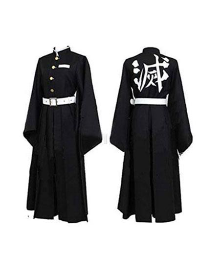 Demon Slayer : Kimetsu no Yaiba Ensemble Complet Costume Tokitou Muichirou Cosplay