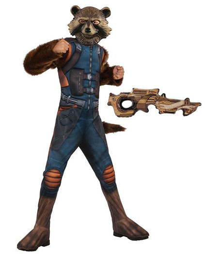 Guardians Of The Galaxy : Rocket Racoon Costume Cosplay Acheter