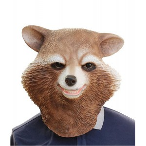 Guardians Of The Galaxy : Rocket Racoon Masque Cosplay Acheter