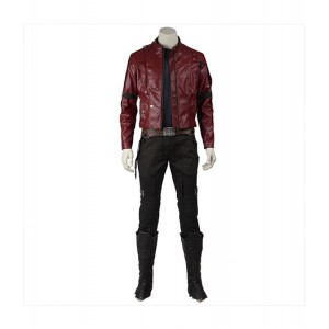 Guardians Of The Galaxy : Starlord Peter Jason Quill Costume Cosplay Acheter