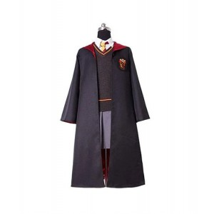 Harry Potter : Gryffindor Version Adulte Uniforme Scolaire Costume Cosplay