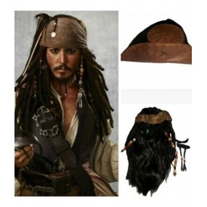 Pirates of the Caribbean : Jack Sparrow Accessoire Cosplay