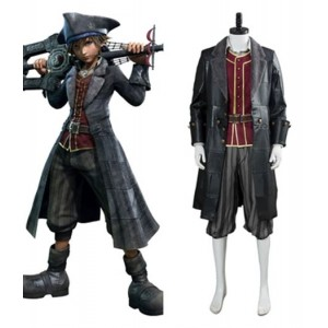 Kingdom Hearts : Full Set Sora Pirate Costume Cosplay Acheter