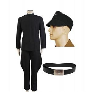 Star Wars : Haute Qualité 501 Légion Noir Uniforme Costume Cosplay Acheter