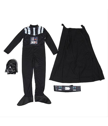 Star Wars : Enfant Darth Vader Noir Ensemble Complet Costume Cosplay Acheter