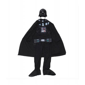 Star Wars : Enfant Darth Vader Noir Ensemble Complet Costume Cosplay Acheter