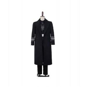 Star Wars VII : Full Set Général Hux Noir Coat Costume Cosplay Acheter