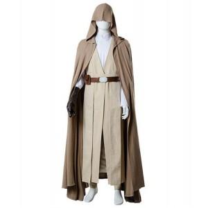Star Wars : Haute Qualité Luke Skywalker Full Set Costume Cosplay Achat