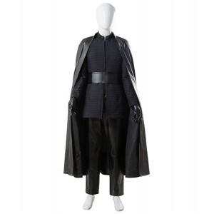 Star Wars VIII : Noir Full Set Kylo Ren Costume Cosplay Acheter
