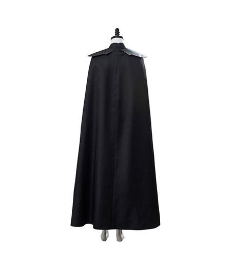 Star Wars : Femmes Jedi Knight Sister Cosplay Noir Long Cape Costume Vente Pas Cher