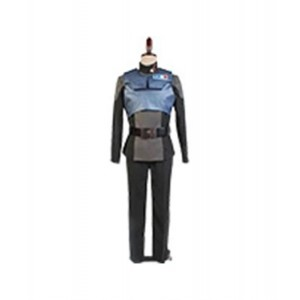 Star Wars : Kallus Rebels Agent Uniforme Kit Costume Cosplay Vente Pas Cher