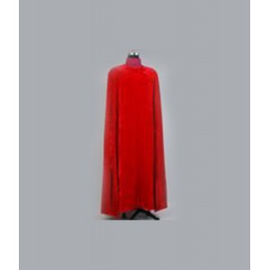 Star Wars : Haute Qualité Royal Rouge Robe Costume Cosplay