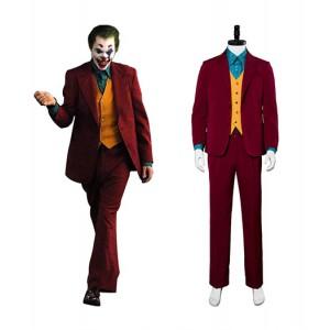 The Joker 2019 : Joaquin Phoenix Meilleur Populaire Costumes Cosplay Acheter